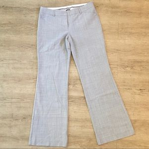 Express Editor Light Grey Trousers size 8